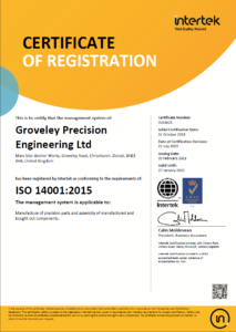 ISO14001 2021
